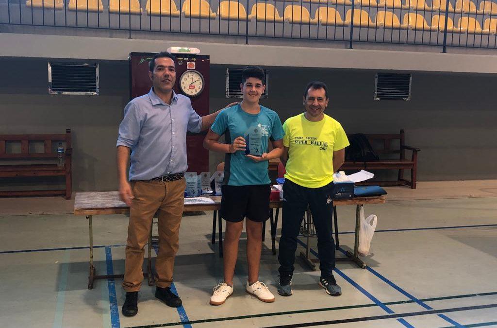 Campeonato de Menorca – Joel Bagur se proclama Campeón Absoluto
