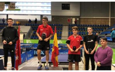 Torneo Nacional – Plata y bronce para la representación balear
