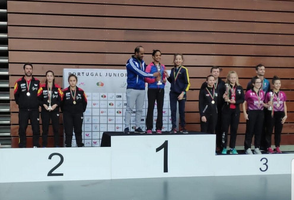 Open de Portugal – Oro, plata y bronce