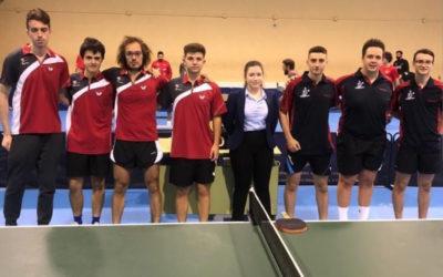 2ª Nacional Masculina – El Portmany-Carmen Peluqueros único equipo que logra la victoria