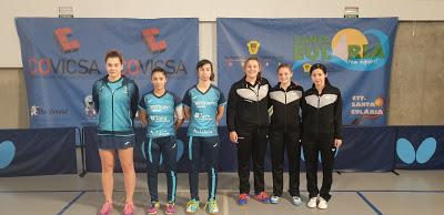 Superdivisión Femenina – Importante victoria frente al Tecnigen Linares