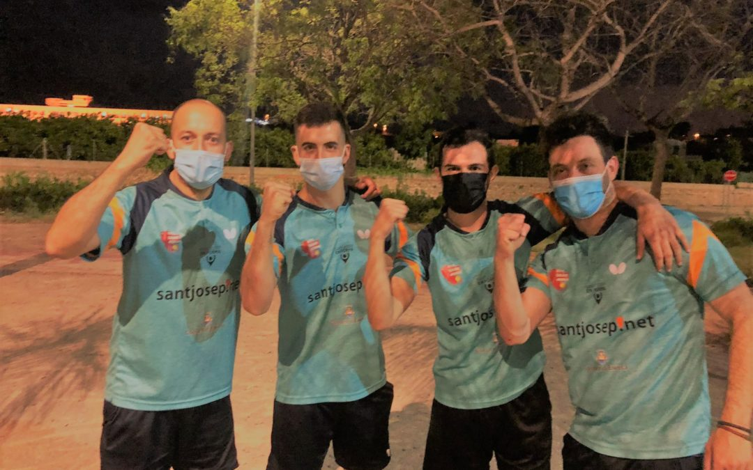 División de Honor Masculina – El Sant Josep.net – Sant Jordi consigue su billete para Antequera