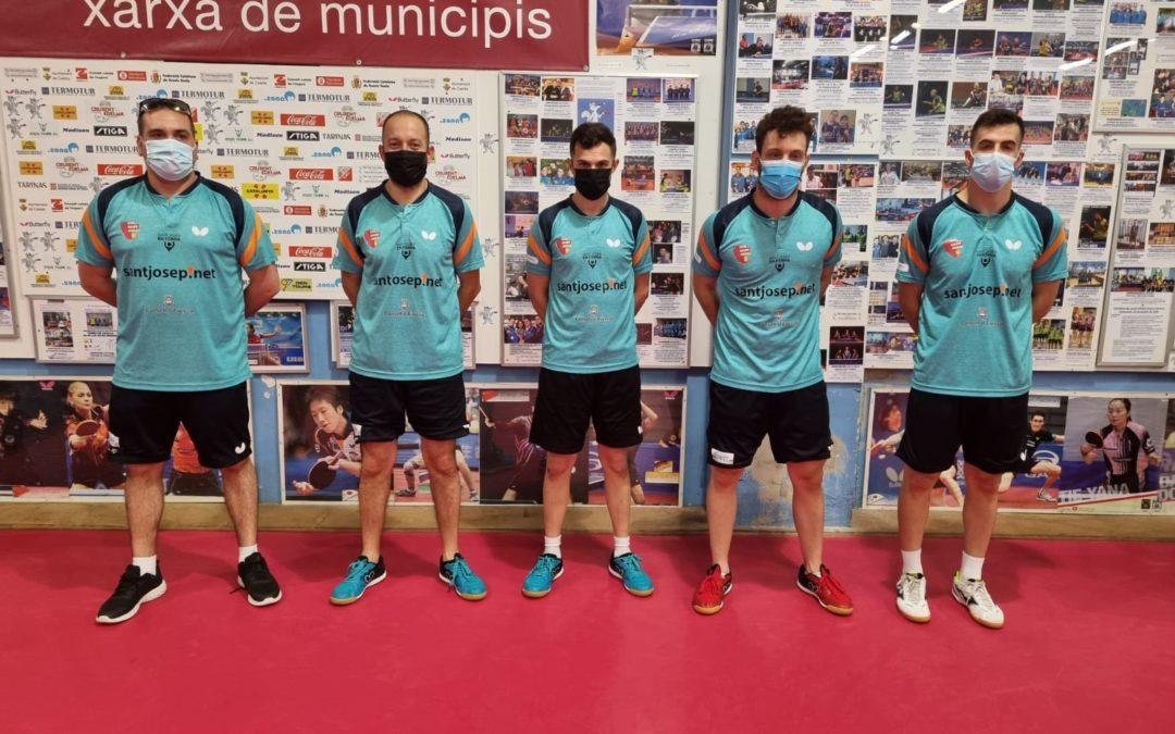 División de Honor Masculina - El Sant Josep.net-Sant Jordi campeón de grupo