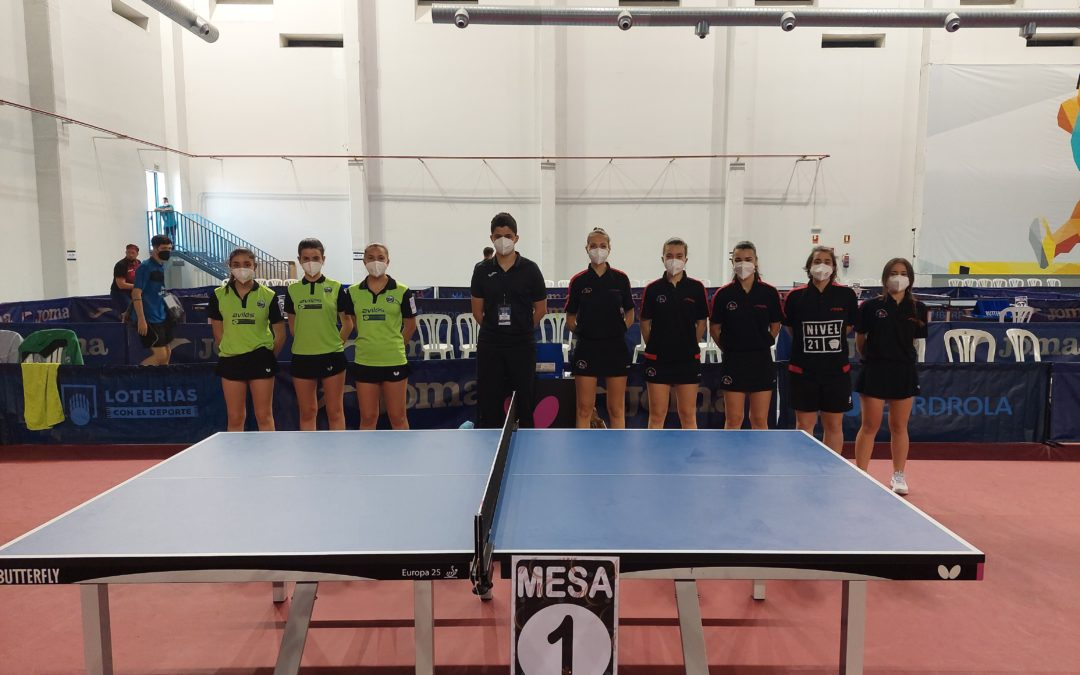 Ligas 20/21 – Fases de Ascenso Femenina