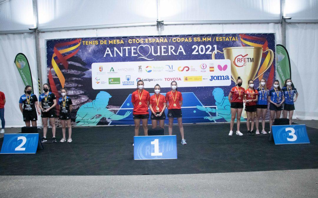 Campeonato de España 2021 Alevín y Juvenil