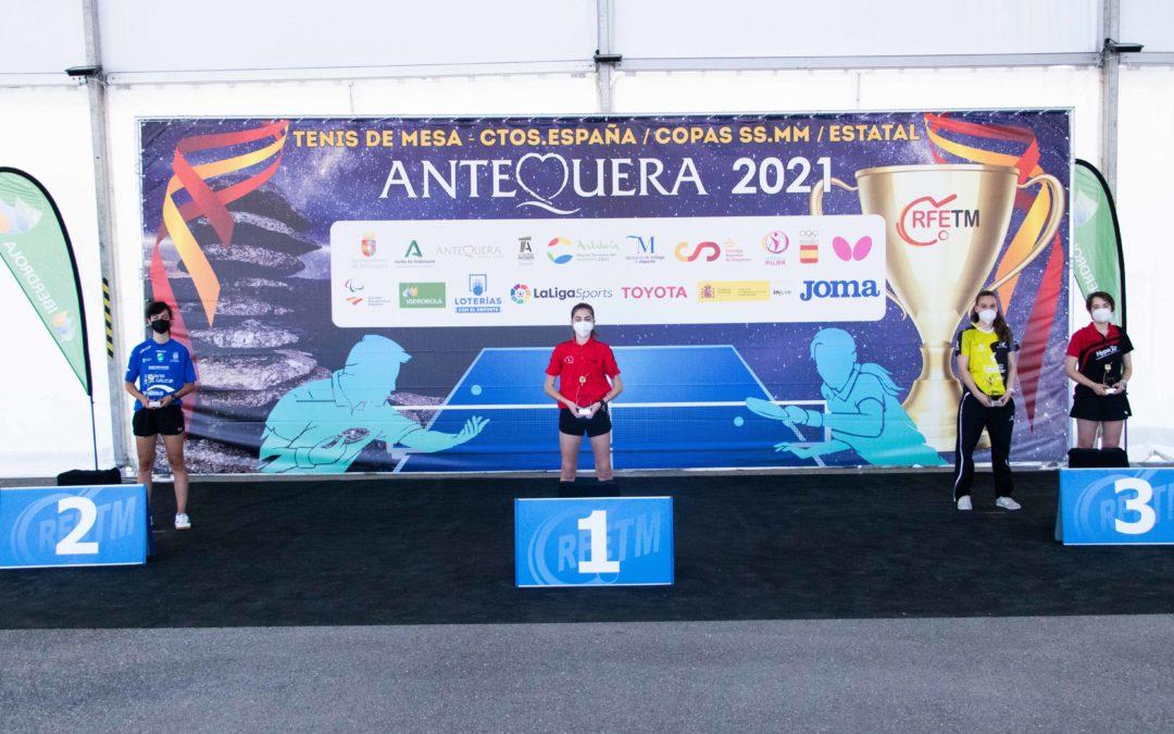 Campeonato de España 2021 Benjamín, Infantil, sub23