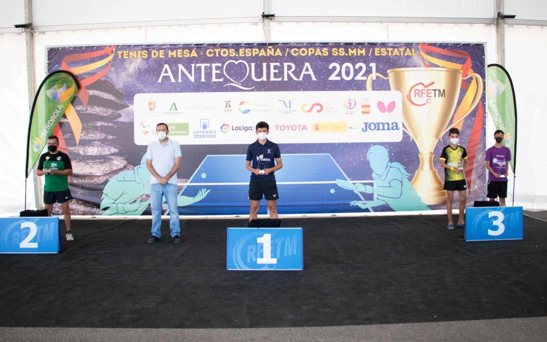 Campeonato de España Veterano y Disc. Física
