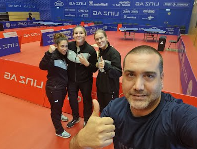 El Covicsa Santa Eularia en la Europe Cup Women