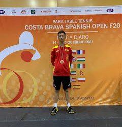 Bronce para Alex Díaz en el Para TT Costa Brava Spanish Open